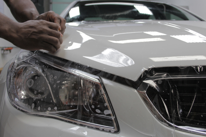 (PPF) PAINT PROTECTION FILM - CLEAR BRA OF Gresham OR, OREGON